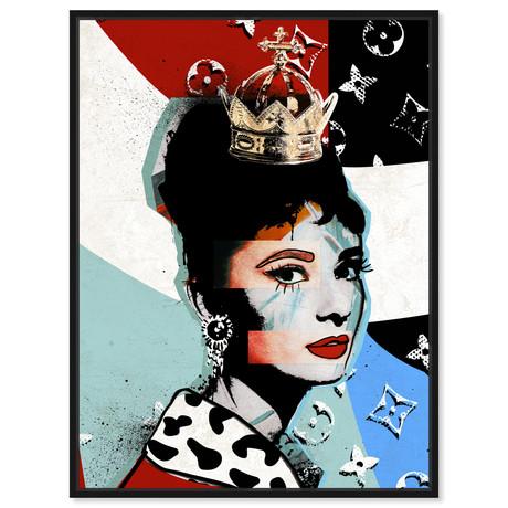 """Urban Queen Icon (36""""H x 24""""W x 1.5""""D)"""