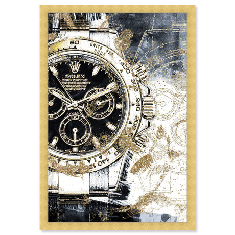 """Cosmograph Hour (30""""W x 20""""W x 1.5""""D)"""