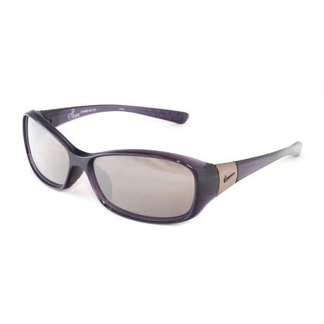 Women's EV0580-501 Sport Sunglasses // Siren + Translucent Abbys