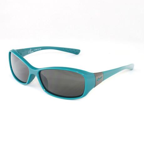 Women's EV0580-301 Sport Sunglasses // Siren + Lush Teal