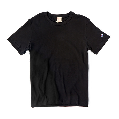 Little C T-Shirt // Black (S)