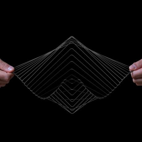 Square Wave // Bronze Eclipse