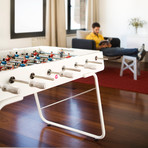 Foosball Table (White)