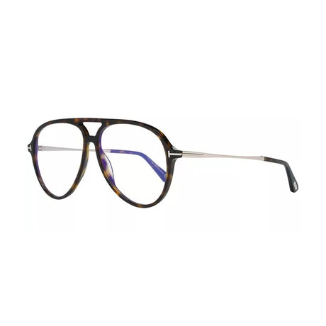 Men's Blue Light Blocking Glasses // Havana