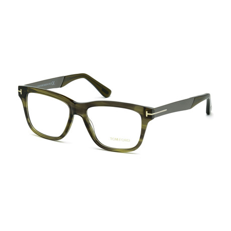 Tom Ford // Unisex Optical Frames // Green