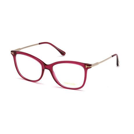 Women's Optical Frames // Wine + Gold