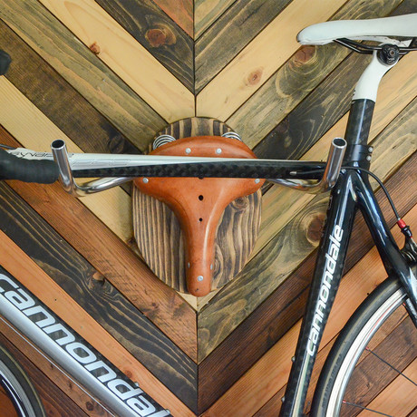 "Bicycle Wall Display // Bicycle Taxidermy // ""The Highland"""