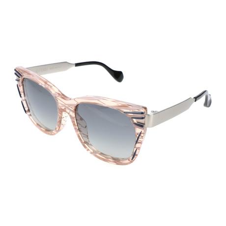 Women's 0180 Polarized Sunglasses // Pink + Palladium
