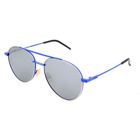 Men's 0222 Sunglasses // Blue