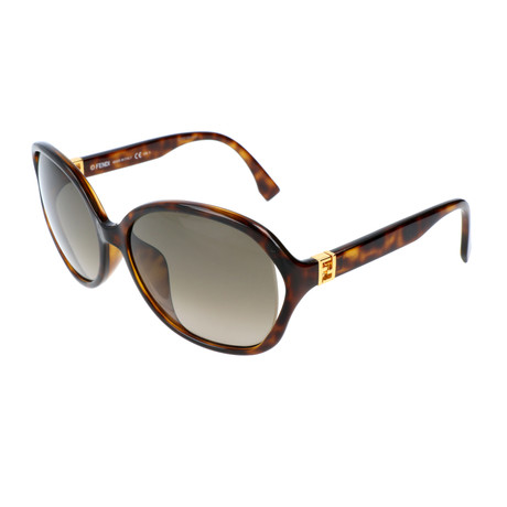 Women's 0032 Sunglasses // Havana