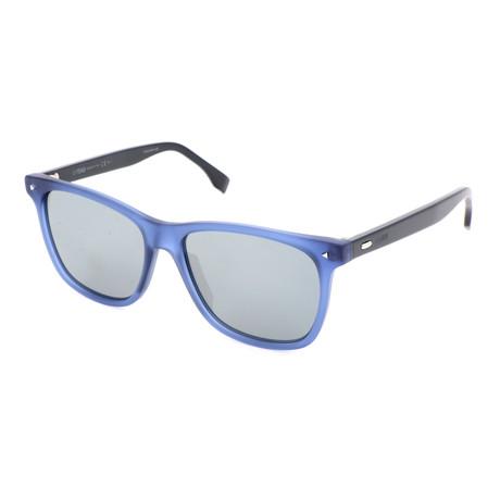 Men's M0002 Sunglasses // Blue