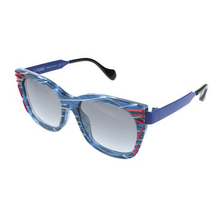 Women's 0180 Polarized Sunglasses // Blue
