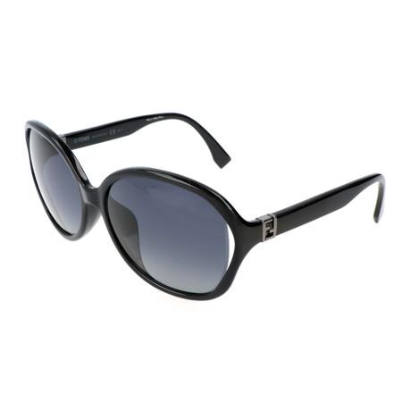 Women's 0032 Sunglasses // Shiny Black