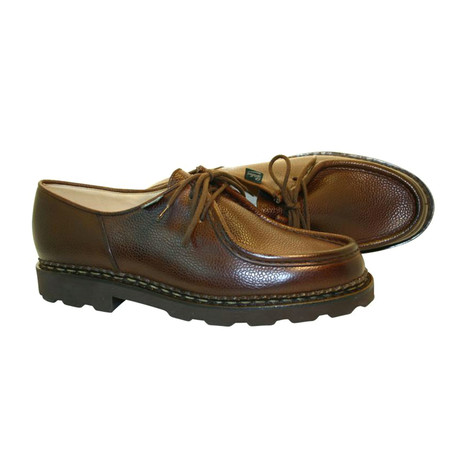 Michael 2 Eyelet // Brown Grain (US: 7)