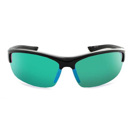 Unisex Mauzer Polarized Sunglasses // Matte Black