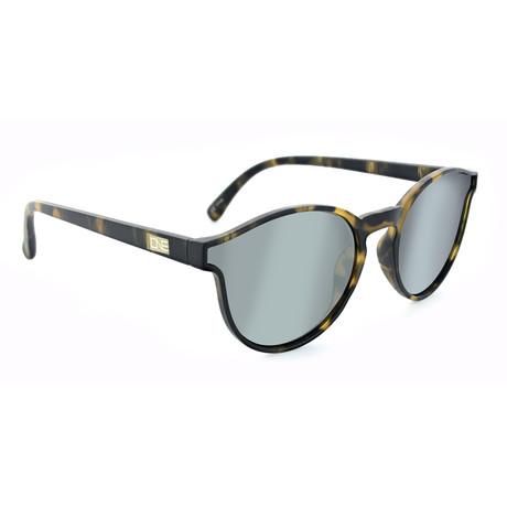 Unisex Proviso Polarized Sunglasses // Shiny Fire Demi