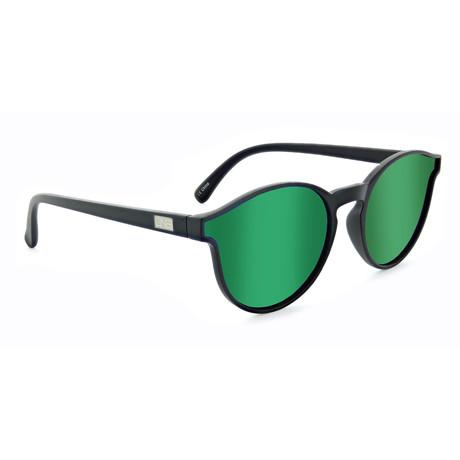 Unisex Proviso Polarized Sunglasses // Matte Black