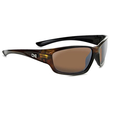 Unisex Avalanche Polarized Sunglasses // Shiny Driftwood