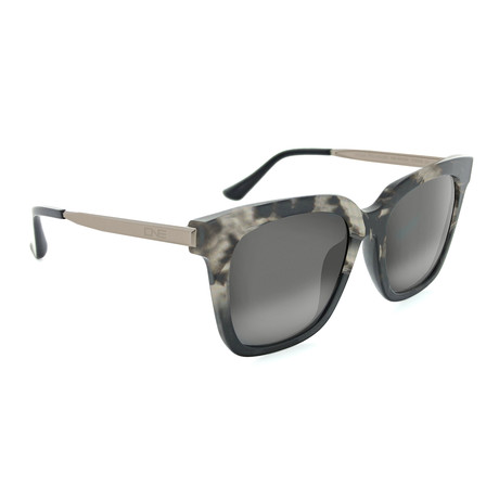 Women's Rialto Polarized Sunglasses // Shiny Gray Tortuga