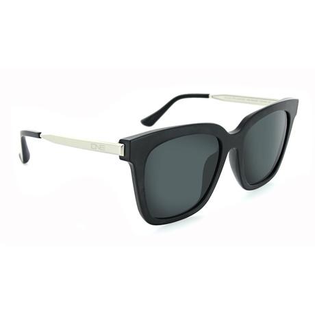 Women's Rialto Polarized Sunglasses // Matte Black