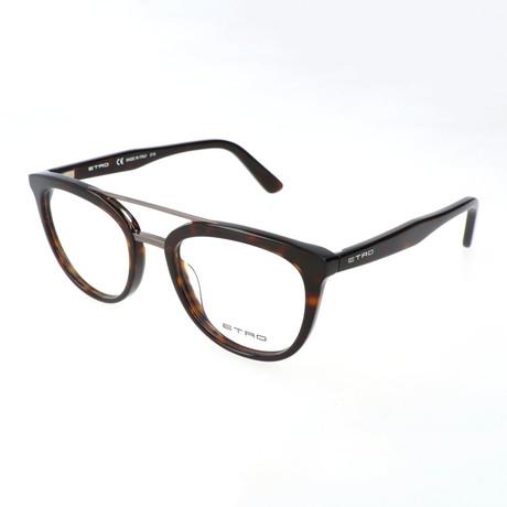 Men's ET2604 215 Optical Frames // Dark Havana