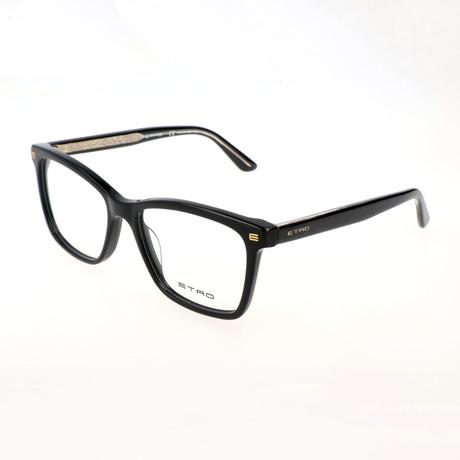 Women's ET2603 001 Optical Frames // Black