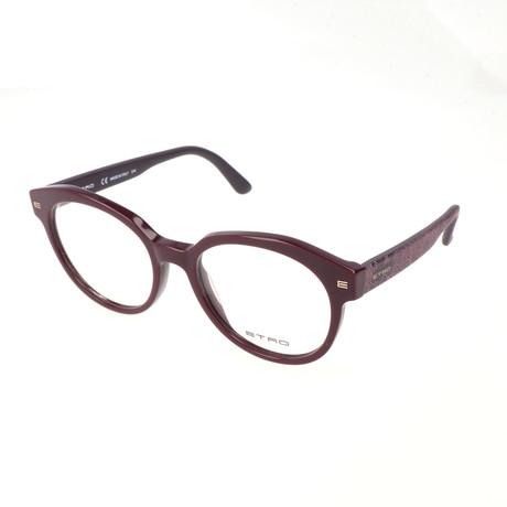 Women's ET2611 519 Optical Frames // Purple