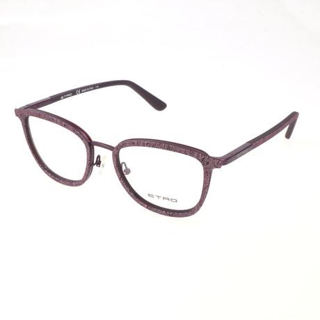 Women's ET2104 500 Optical Frames // Violet