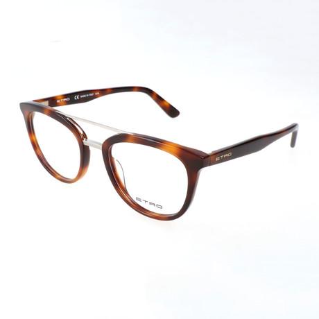 Men's ET2604 214 Optical Frames // Havana