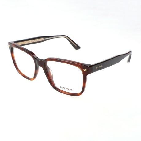 Men's ET2622 214 Optical Frames // Havana