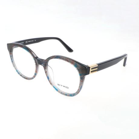 Women's ET2617 032 Optical Frames // Fog Paisley