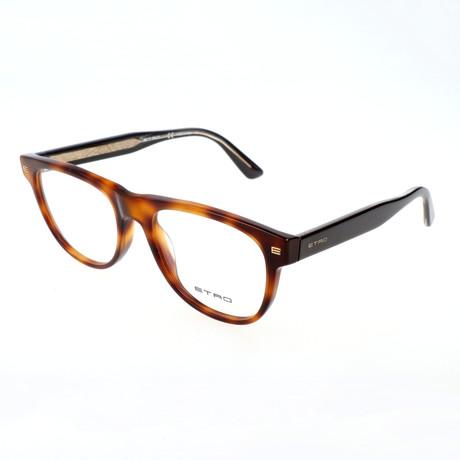 Men's ET2615 214 Optical Frames // Havana