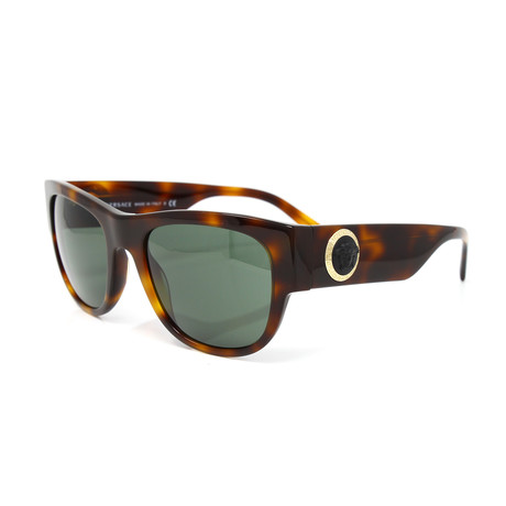 Versace // Men's VE4359 Sunglasses // Havana