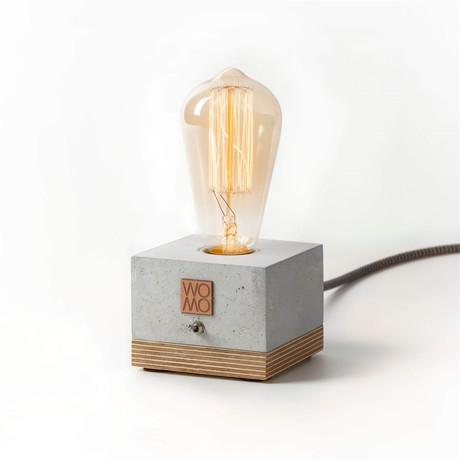 Table Lamp // Dark Gray