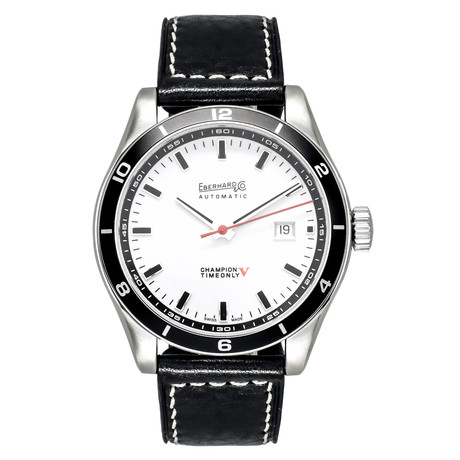 Eberhard & Co. Champion V Time Only Automatic // 41031.1L // Store Display