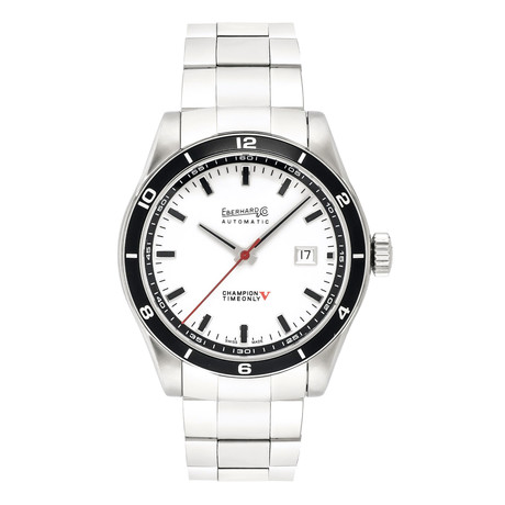 Eberhard & Co. Champion V Time Only Automatic // 41031.1S // Store Display