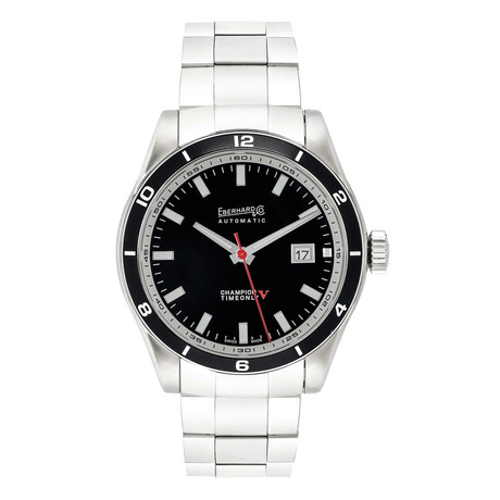 Eberhard & Co. Champion V Time Only Automatic // 41031.2S // Store Display