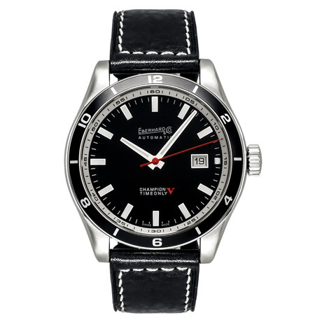 Eberhard & Co. Champion V Time Only Automatic // 41032.1L // Store Display