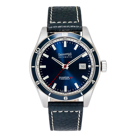Eberhard & Co. Champion V Time Only Automatic // 41033.1L // Store Display