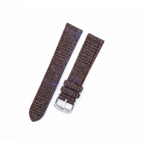 Flannel Collection // Brown Glencheck (20mm)