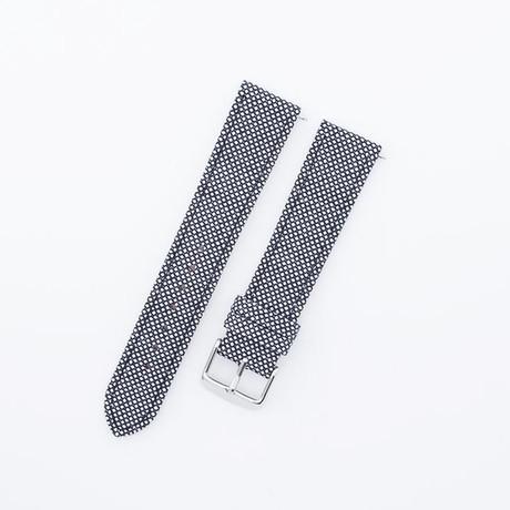 Cambridge VII Collection // Black + White Birdseye (20mm)