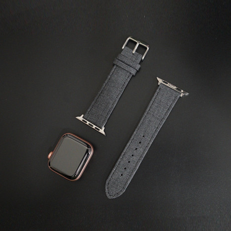 Cambridge VII Collection // Apple Watch // Exploded Split Basket Glen (38mm/40mm)