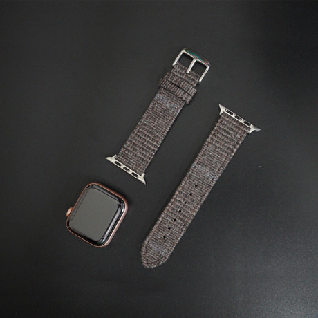 Flannel Collection // Apple Watch // Brown Glencheck (38mm/40mm)