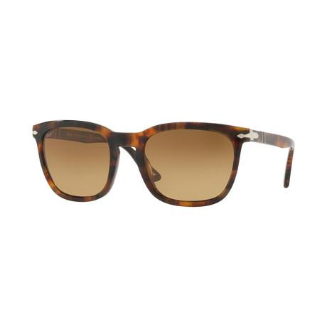 Men's Sunglasses // Havana + Brown