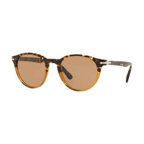 Men's Sunglasses // Tortoise Caramel + Brown