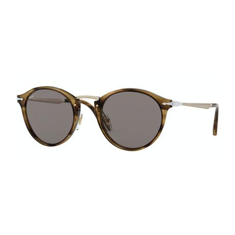Men's Sunglasses // Havana + Gray
