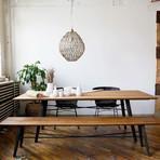 "Toluca Dining Table (71""L)"
