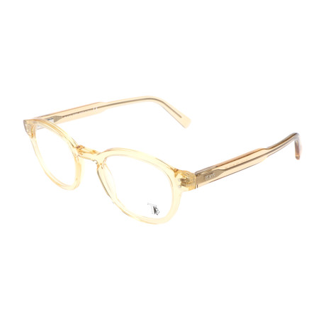 Men's TO5161 Optical Frames // Shiny Yellow