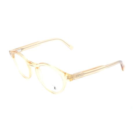 Men's TO5168 Optical Frames // Shiny Yellow
