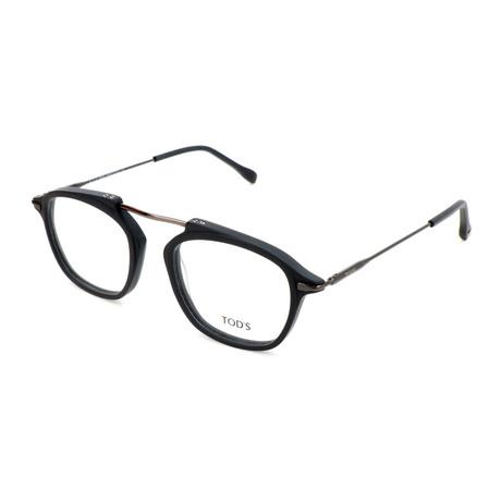 Men's TO5182 Optical Frames // Dark Gray